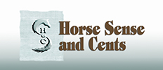 Horse Sense and Cents