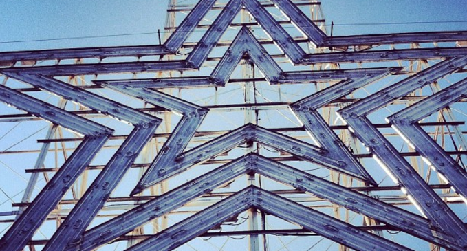 The Roanoke Star