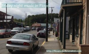 Floyd Virginia music scene and other Roanoke area attractions at http://RoanokeRevealed.com