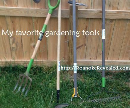 Favorite gardening tools – Part One