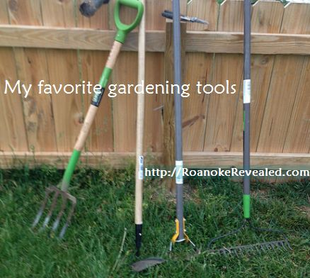 Find the right tools for produce gardening in Roanoke, Virginia at http://RoanokeRevealed.com