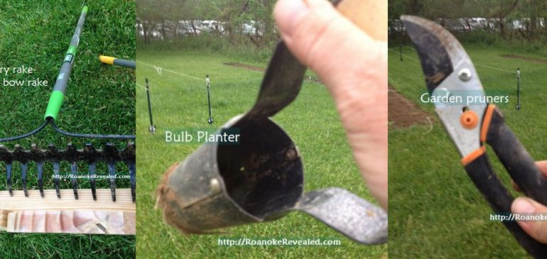 What is it Wednesday – favorite & curious gardening tool finds