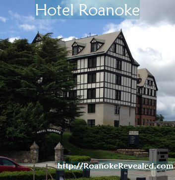 Where is the Visitors' Association in Roanoke?
