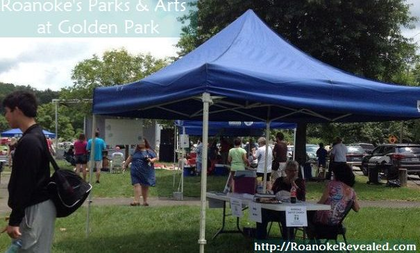 Parks & Arts in Roanoke offers free family fun