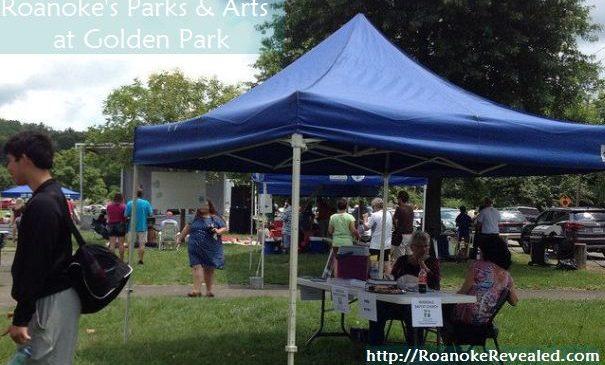 Parks & Arts in Roanoke offers free family fun