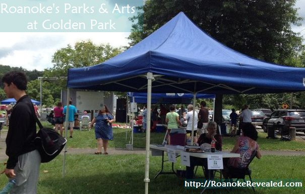 Find out about Parks & Arts and more fun, free, family events in Roanoke Virginia at http://RoanokeRevealed.com