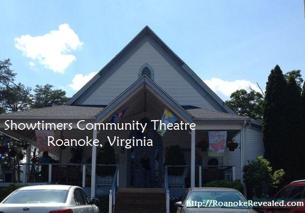 Community Theatre in Roanoke Virginia information at http://RoanokeRevealed.com