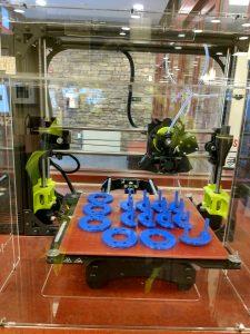 3-D printer in Roanoke